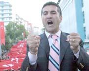 Mustafa Sarıgül'den açıklama