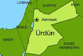 Ürdün İsrail anlaşması