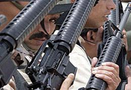 ABD'den Irak'a askeri teçhizat sevkiyatı