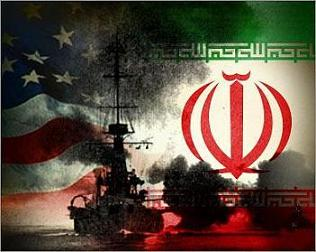 İran Savaş Gemileri ABD Snırında