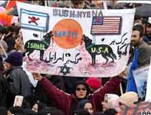 """İran'da """"ABD Büyükelçiliği Baskını"""" Yıldönümü"""