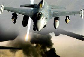 Türk Savaş Uçakları Musul'da