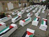 İsrail  Filistinlilerin Cenazelerini Vermiyor