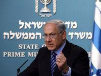 Netanyahu 'dan Savaş Tehdidi
