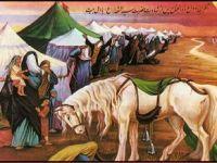 Kerbela`da Zeyneb`in Ah`ıyız...
