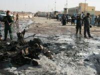 Bağdat'ta  ABD'nin Elçilik Bölgesine Saldırı