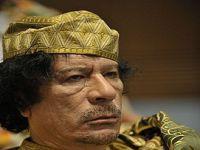 Kaddafi'nin Hançeri İstanbul'da Bulundu
