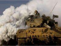Kassam İsrail Tankını Böyle Vurdu-VİDEO