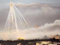 ABD Fosfor Bombası Kullandı !