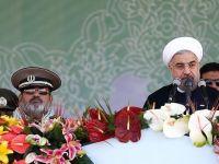 Ruhani: ABD ile  Müzakere Yapmayacağız