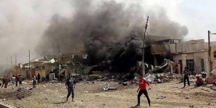 Bağdat'ta Üst Üste 4 Patlama