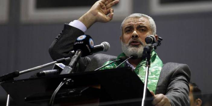 Hamas: Toprağımızda Denizimizde  Kudüs'ümüz de Bizim