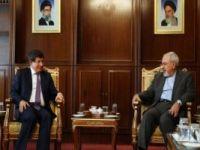 Davutoğlu İle Zarif Suriye'yi Görüştü