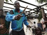 Fransızlar tutuyor Anti Balaka kesiyor