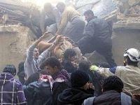 Esed Güçlerinin Saldırılarında 58 Kişi Öldü