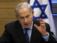 Siyonist İsrail'den Suriye Açıklaması