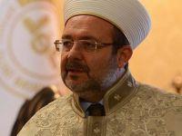 Mehmet Görmez'in Görevden Anmasına Sosyal Medyadan Tepki