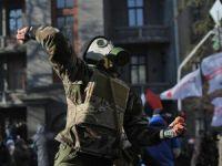 Ukranya'da 67 Polis Esir Alındı