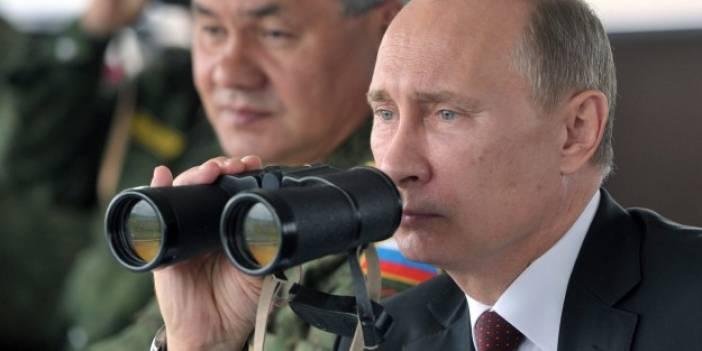 Putin'den Tehdit: Vururuz