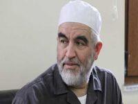 Arap İnsan Hakları Örgütü: Şeyh Raid Salah'ın Hayatı Tehlikede
