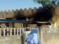 Nijerya'da 317 kız Öğrenci Kaçırıldı