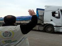 İHH'dan bombardıman altındaki Halep'e yardım