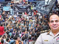 Diktatör Sisi Şikayet  Merkezi Kurdu