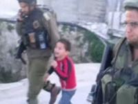 İsrail, 6 Yaşındaki Çocuğu Gözaltına Aldı