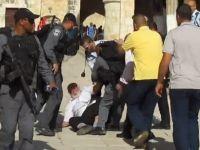 Aksa'da Siyonist Zulüm Tırmanıyor- VİDEO