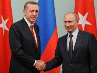 Erdoğan- Putin Görüşmesi Sona Erdi