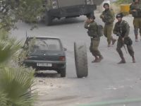 Aptal İsrail Askerleri Yine Sahnede-VİDEO