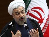 Ruhani: Suriye Sorununu Türkiye, İran ve Rusya Çözer