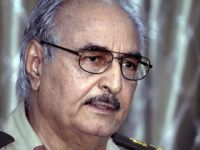 Hafter Darbeci Sisi'nin Emrine Amade