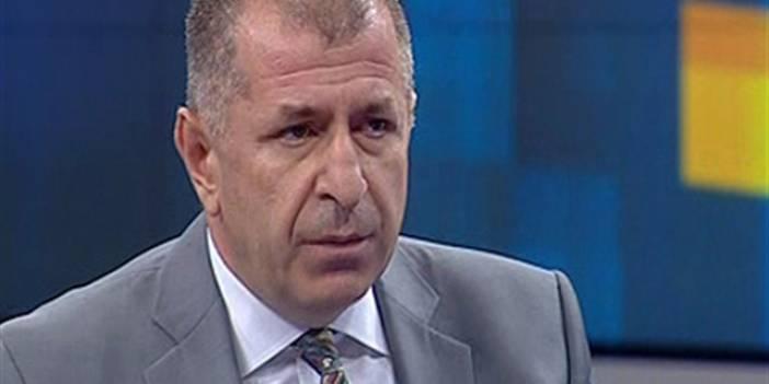 Ümit Özdağ istifa Etti