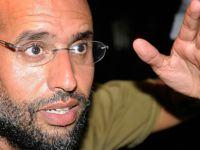 Kaddafi'nin Oğlu Cuma Günü Serbest Bırakıldı
