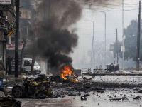 Halep'te  Katliam