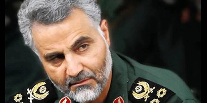 Kasım Süleymani: İsrail İran'ı Vurabilir Ancak...