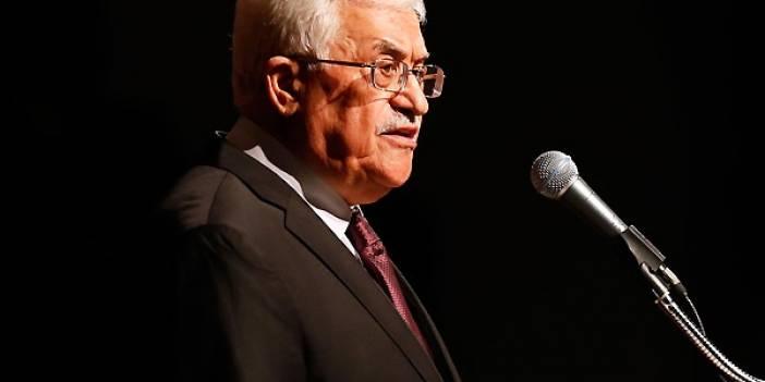 Filistin Devlet Başkanı: İsrail'le Müzakereye Hazırız!