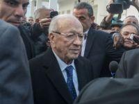 Tunus Cumhurbaşkanı Öldü