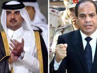 Birbirlerine Girdiler; IŞİD, Mısır, Katar Kargaşası