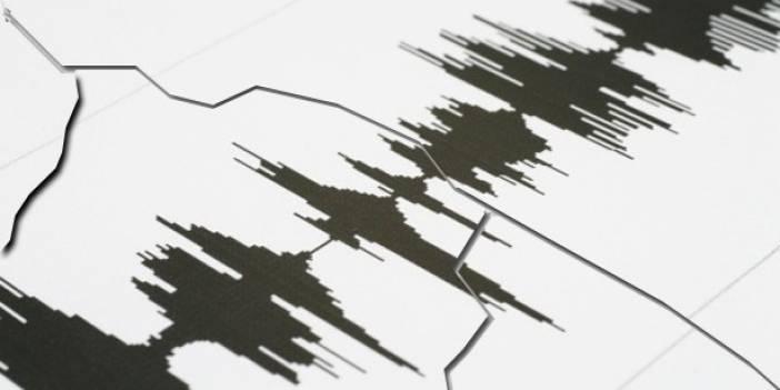Son dakika: 6.6 Şiddetinde Deprem