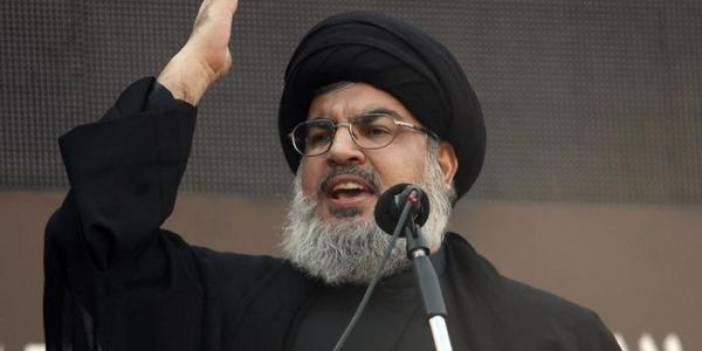 Nasrallah: Trump Hayal Kırıklığına Uğrayacak