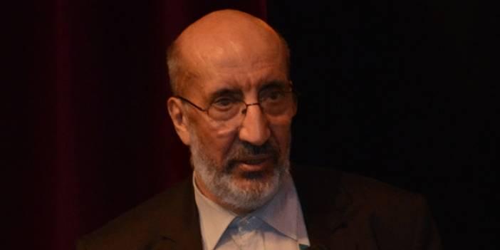 Abdurrahman Dilipak Ak Partiyi Eleştirdi