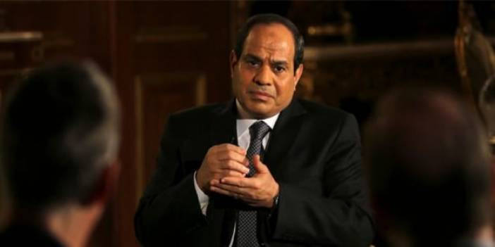 Sisi Siyonistlerin Ablukayı Hafifletme Projesini Engellemiş