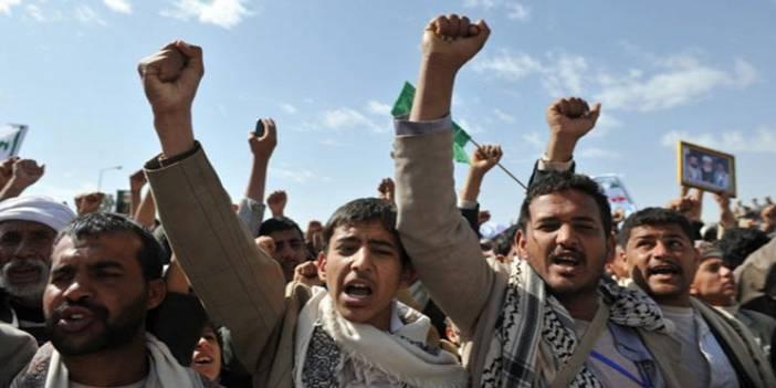 Husiler'den BAE Birliğine Balistik Füze Saldırısı