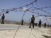 Suriye Sınırından Dumanlar Yükseliyor