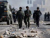 Tel Aviv'de 4 İsrailli Bıçaklandı