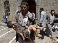 Yemen'de Çoçuk Ölümlerinin Tek Sorumlusu Suud