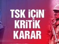 TSK'dan Başörtüsü Kararı !