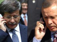 Davutoğlu'ndan Erdoğan'a Destek